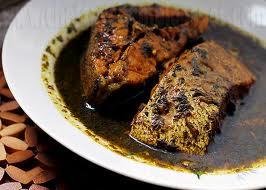 قلیه ماهی بوشهری