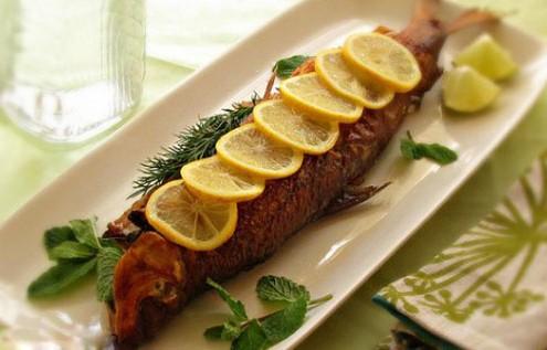 ماهی شکم پر-5